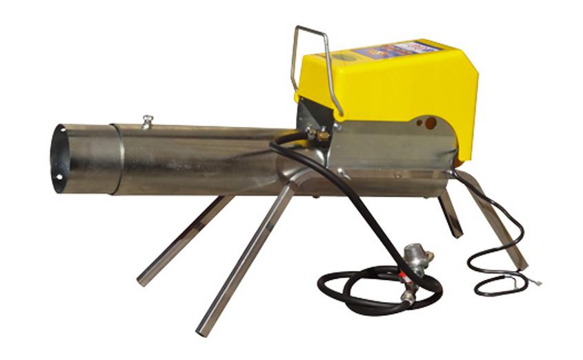 Пропановый отпугиватель Zon EL08 (электроника)