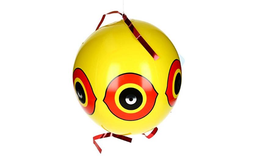 Виниловый шар отпугиватель - Сова